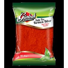 Günbak Tatlı Kırmızı Toz Biber 1 KG